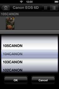 EOS Remote (for iOS/for Android™) - Canon HongKong