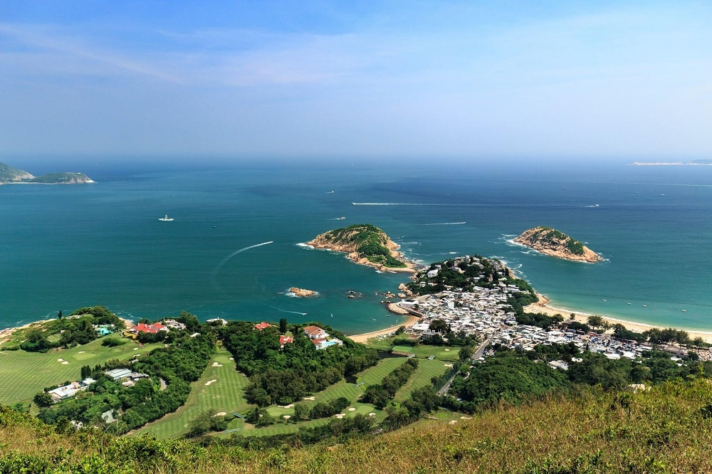 Enjoy The Most Beautiful Landscape In Asia At Dragons Back Canon - Hong-kong-villa-located-in-shek-o